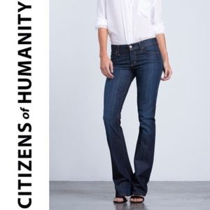 Citizens of Humanity | Kelly Low Rise Boot Cut Leg